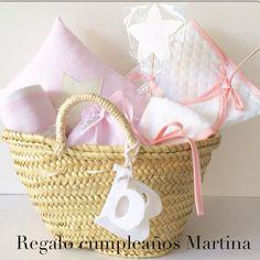 Basket gifts baby ellebcn.com