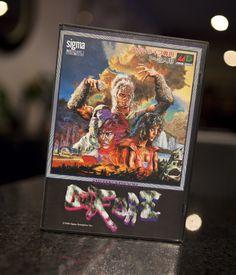 Shiten Myooh for japanese Sega Mega Drive #ShitenMyooh #Sega #Mega #Drive #16bit #16-bit #Retro #Gaming