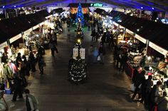 It's almost that time of year. Be sure to mark it on your calenders The Spruce Meadows International Christmas Market. Visit www.sprucemeadows.com for more information.