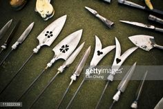forged arrow head - Google Search