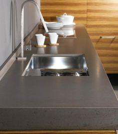 Küchenarbeitsplatten   Die Vor  Und Nachteile Der Beliebtesten Materialien