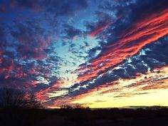 Wild Desert Sunset Photograph