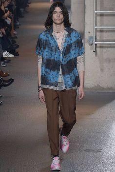Male Fashion Trends: Lanvin Fall/Winter 2016/17 - Paris Fashion Week