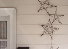 stick stars by lifeonflower, via Flickr