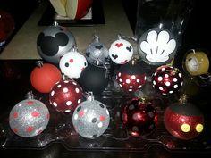 Esferas Mickey  Esferas Mickey