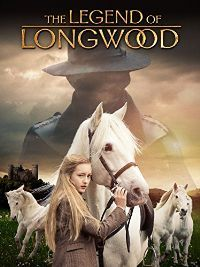 """Enter to win a copy of """"The Legend of Longwood"""" - Crumbling castles, frightening spirits, beautiful horses and a plucky, fearless heroine all come together in the magical quest film set in the starkly beautiful landscapes of rural Ireland. Horse Movies, Horse Books, Netflix Movies To Watch, Christian Movies, Beautiful Horses, Movies Online, Good Movies, Movies And Tv Shows, Horses"""