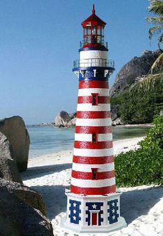 Indoor Outdoor Pillow - Anchors Away Beach Decor | Nautical Decor | Tropical Decor | Coastal Decor