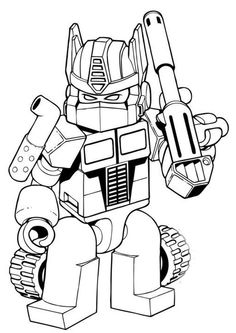 Great Optimus Prime Coloring Pages. There are cool Optimus Prime coloring pictures to print below. Optimus Prime is a fictional character created by Takara Tomy Bee Coloring Pages, Lego Coloring, Online Coloring Pages, Coloring Pages For Boys, Cartoon Coloring Pages, Free Printable Coloring Pages, Free Coloring, Coloring Books, Kids Coloring