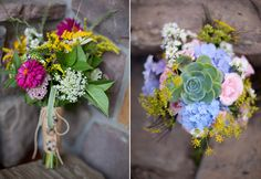 absolutely love the one on the right! Maine-Wildflower-Bouquets