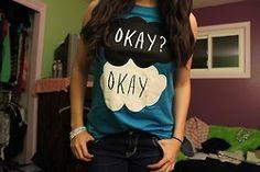 tfios shirt.