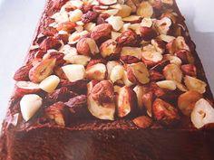 Rute Receitas: Gelado de chocolate com avelã e amêndoa