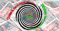 """Dieser Artikel beschreibt welchen Einfluß die Denkfabrik """"Council on Foreign Relations"""" auf die Medien hat und wie dies im Detail funktioniert. Jedes Mal wenn du Zeitungen liest, Nachrichten Jimmy Carter, Time Magazine, News, Broadcast News, British Monarchy, Psychics"""