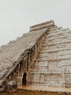 I've climbed you   chichen itza, yucantan  mexico