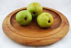 Talerz z czereśni, a na nim gruszki :) Wykończenie olejem słonecznikowym. Vogel-Kirsche / Sweet Cherry