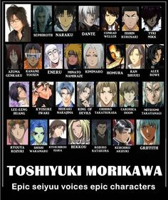 Voice Actor: Toshiyuki Morikawa (Also voices Adam Sandler, Tom Cruise, Keanu Reeves, Brad Pitt, and many more actors for Japanese dubbed movies)