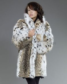 People may hate me for it, but I want a fur coat!