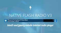 Worldwide first browser based standalone HTML5 MP3 Radio FM Stream Plugin Player in the third generation, playing all MPEG-Audio streams and is written in JavaScript compatible with iOS, Android and supports all browsers Firefox, Chrome, Safari, IE and Opera! It works responsive and allows you to rapidly weave cross platform radio stream into your web pages. http://native.flashradio.info/