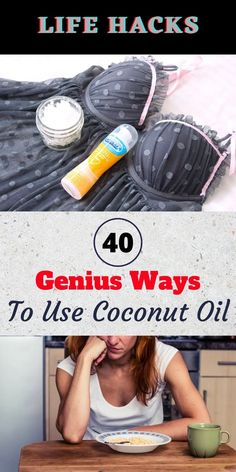 Coconut oil is a wonderful multipurpose, adaptable substance that you can use around your house. #40 #GeniusWays #CoconutOil Oscar Fish, Blue Jeep, Bridal Heels, Coconut Oil Uses, Perfume, Office 365, Reduce Belly Fat, Helium Balloons, Crocodiles