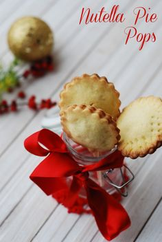 Nutella Pie pops