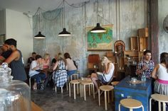 The Baron Coffee Shop, Sydney