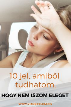 Vízivás fontossága - 10 jel amiből tudhatom, hogy nem eleget iszom Jelsa, Fun Workouts, Natural Health, Health Fitness, Medical, Exercise, Healthy Recipes, Tips, Ejercicio