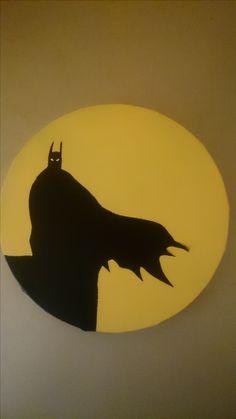 batman moonlight