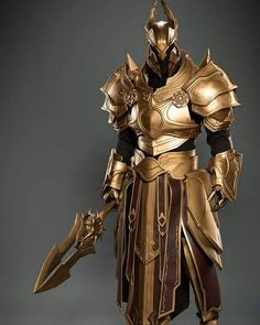 Imperius - Archangel of Valor by FabricatorDjinn on DeviantArt
