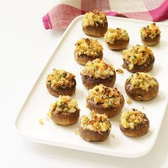 This readers stuffed mushrooms pack big flavors into a tiny package.