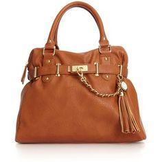 Steve Madden Handbag, Bneptune Satchel - Polyvore