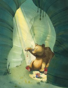 Dominique Mertens - Fairy Tale - Cave-bear