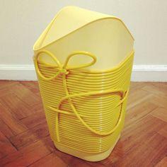 www.dgreensp.org #dGreenSP #SDTLab #YellowCharm #Lixeira #byDaniLoren #designsustentável #sustainabledesign #monomaterial #charming #ideiassustentáveis #sustentavelcomestilo #sustainabledesignthinking #sustainabledesignconcept #conceitosustentável #sustentável #sustainability #produtosustentável #ideiascriativas #ideiasdiferentes #designlab #Yellow #laço #curves #curvas #design #trashbin #lixinho para #toalete  www.dgreensp.org . Info@dgreensp.org