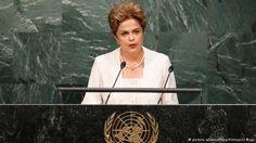 """""""Brasil é um país de refugiados"""", diz Dilma na ONU. Na Assembleia Geral"""