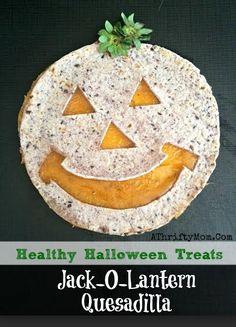 21 healthy halloween