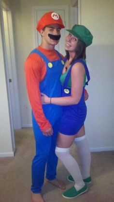 cute couple costumes | Couple Halloween Costumes photo Callina Marie's photos - Buzznet