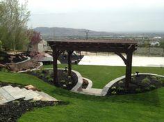 Hillside Dream Yard