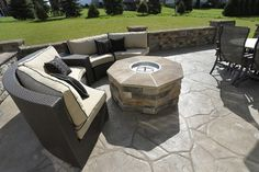 Autumn Run Custom Home - modern - patio - other metro - Weaver Custom Homes