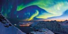 See the Northern Lights at Their Brightest in 50 Years on Award-Winning Hurtigruten Norwegian Coastal Voyage