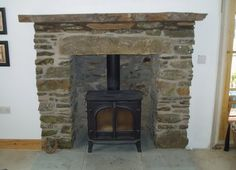 fireplace at stoneworks of pitlochry Stone Surround