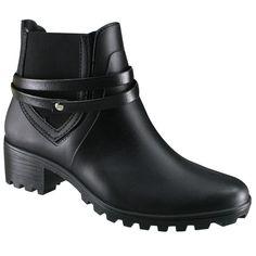 a7894a515 Bota Feminina Coturno Nadya Ribeiro N7006 - Preto - Calçados Online  Sandálias, Sapatos e Botas