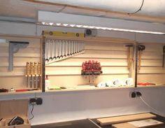 Werkstatteinrichtung selber bauen  Fräsmodul in Erika montiert | WW - Router | Pinterest ...