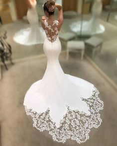 @enzoani's show stopping beauty will have your groom falling in love all over again when he see you down the aisle! #Enzoani