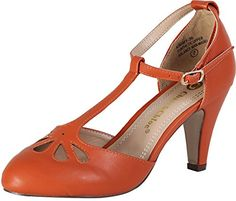 Chase & Chloe Kimmy-36 Women's Teardrop T-Strap Mid Heel ... http://www.amazon.com/dp/B01C4UO3XS/ref=cm_sw_r_pi_dp_wNMpxb0KFP6SP