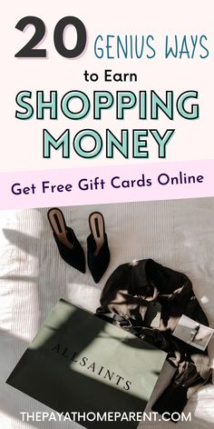 These hacks to get free gift cards will help you save money and earn shopping money for necessities special items for a rainy day! These 20 genius, lazy strategies will help you make money online with free gift cards! Apps and survey sites to earn free gift cards. Win Free Gifts, Free Gift Cards, Make Money Online, How To Make Money, How To Get, Life On A Budget, Survey Sites, Get Excited, Personal Finance
