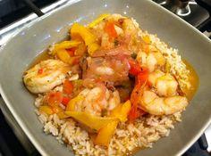 Spicy Shrimp St. Louis