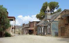 Cinema Studios, Fort Bravo, Texas Hollywood, Almeria, Spain