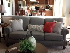 Allow Classic Furniture to design your open floor plan!