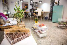 A new design idea for #green living and office #niwabox #designtrasparente #garden #plexiglas
