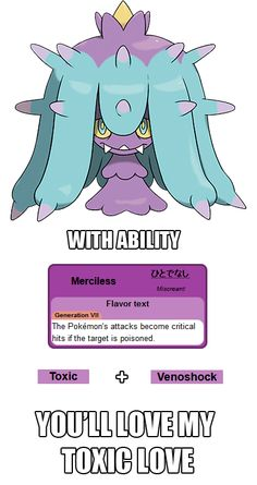 Mareanie and Toxapex are Dangerous.