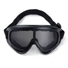 Safety Goggle Airsoft/Mesh 3 Colors