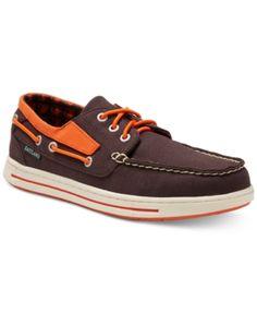 3228cab43 Eastland Men Adventure Mlb Boat Shoes Men Shoes